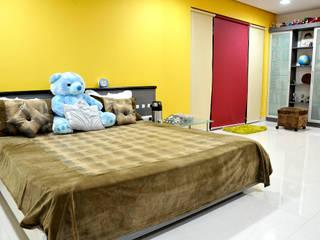 Dhiren Tharnani IMAGE N SHAPE Dormitorios modernos