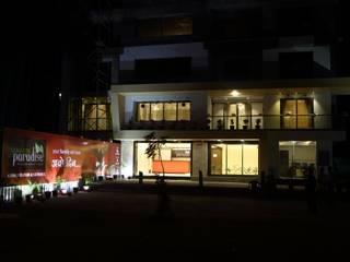 Samrath Paradise IMAGE N SHAPE 現代房屋設計點子、靈感 & 圖片