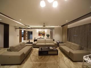 Samrath Paradise Modern living room by IMAGE N SHAPE Modern