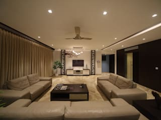 Samrath Paradise Modern living room by IMAGE N SHAPE Modern