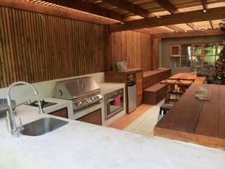 ห้องครัว by OBRAA QUINCHOS Y TERRAZAS
