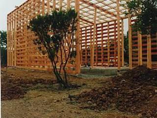 Casa Montealegre:  de estilo  por pacific architecture chile