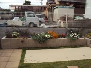 作品: 弥生園芸が手掛けた庭です。,