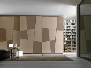 COCINAS Modern style bedroom by CLICK COCINAS Y ARMARIOS Modern