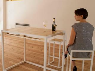 Salle à manger de style  par Intrepido Design, Moderne