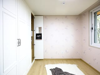 Modern style bedroom by 한글주택(주) Modern