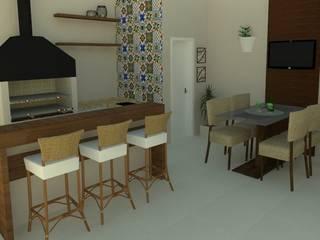 Modern Kitchen by A7 Arquitetura | Design Modern