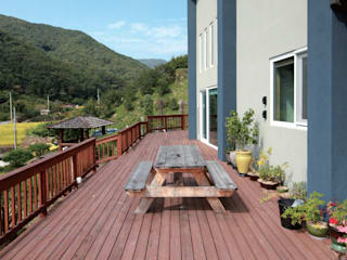 Patios & Decks by 꿈꾸는목수