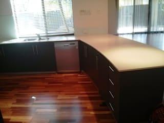 Applecross Renovation Moda Interiors Cozinhas modernas