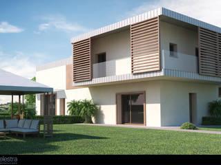 edificio residenziale Fabio 3d Case moderne