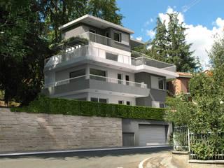 edificio residenziale Fabio 3d Sedi per eventi moderne