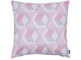 Woonkussen Graphex soft pink:   door NL31