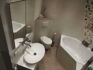 Banheiros  por Bad Campioni , Moderno