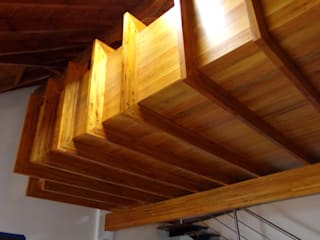 juan olea arquitecto Modern style bedroom