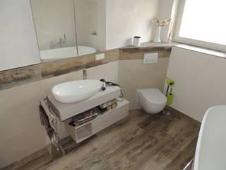 Vom alten Standard zum neuen Traumbad: moderne Badezimmer von Bad Campioni