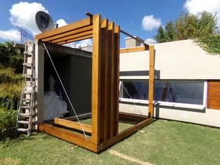 Kamar Tidur oleh juan olea arquitecto, Modern