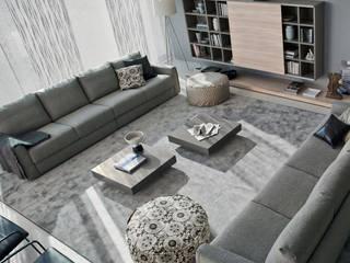 Hochwertiger Designer Couchtisch:  Wohnzimmer von Livarea