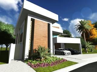 Maisons modernes par Guilherme Elias Arquiteto Moderne