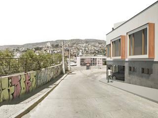 Casa Pozo: Casas de estilo  por Materia prima arquitectos
