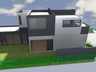 Nhà phong cách tối giản bởi JAPAZ arquitectura arte diseño Tối giản
