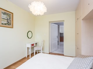 Kameleon - Kreatywne Studio Projektowania Wnętrz Classic style bedroom