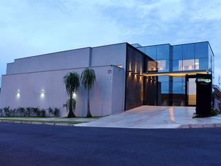 Clínicas y consultorios médicos de estilo moderno de Érica Pandolfo - arquitetura / interiores Moderno