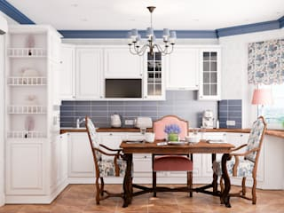 Kitchen by Marina Sarkisyan, Eclectic
