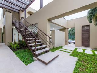 Jardin de style  par David Macias Arquitectura & Urbanismo