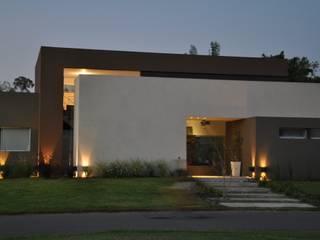 CASA M - Estudio Fernandez+Mego Casas minimalistas de Estudio Fernández+Mego Minimalista