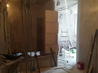 Ремонт квартиры 160м2: Ванные комнаты в . Автор – ТСТ СТРОЙКОМПЛЕКС