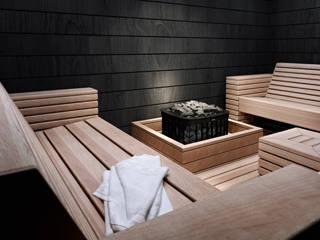 水療 by Saunas Durán, 現代風
