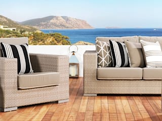 LuxDeco - The Riviera Collection por LuxDeco Moderno