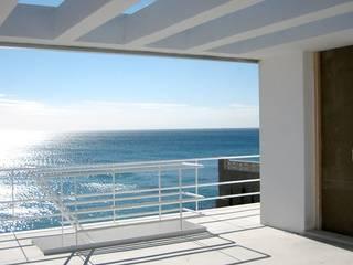 Construcción de vivienda en El Campello (Alicante) Casas de estilo mediterráneo de Decoservis | Reformas Alicante Mediterráneo