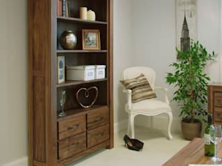 Mayan Walnut Furniture ~ Sleek, Modern, Solid, Robust and Very Stylish de Asia Dragon Furniture from London Moderno