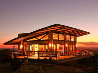 Casa da Serra: Casas  por Duo Arquitetura