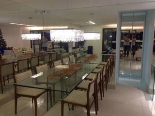 APTO 140M² Salas de jantar clássicas por DIÂMETRO INTERIOR DESIGN Clássico