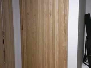Drzwi drewniane: styl , w kategorii  zaprojektowany przez Wood Art Stolarstwo