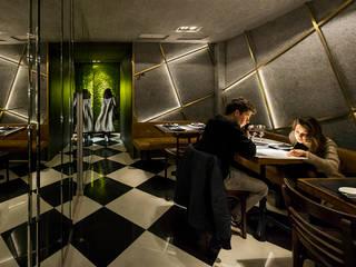 モダンなレストラン の ISABEL LOPEZ VILALTA + ASOCIADOS モダン