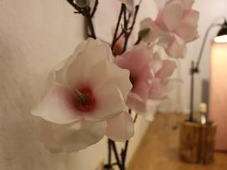 Birgit Hahn Home Staging Scandinavian style bedroom Pink