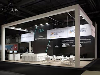 Ferias de estilo  de Studio Uwe Gaertner Interior Design & Photography