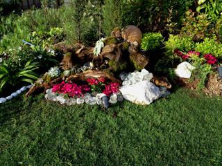 AYTÜL TEMİZ LANDSCAPE DESIGN – MANDARIN ORIENTAL - PEYZAJ PROJE & UYGULAMA // MANDARIN ORIENTAL - LANDSCAPE PROJECT&APPLICATION:  tarz Bahçe