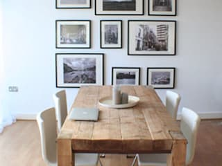 Appartement Dublin:  Woonkamer door By Lenny,