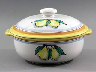 Set Stoviglie da tavola CEAR Ceramiche Azzaro & Romano Srl CucinaContenitori & Dispense Ceramica Variopinto