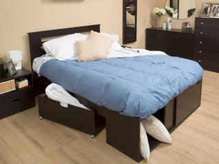 Dormitorios de estilo  por Idea Interior