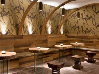 MMMundim Arquitetura e Interiores ร้านอาหาร