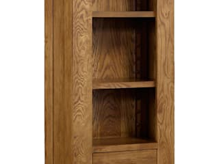 Santana Rustic Oak Furniture de Asia Dragon Furniture from London Rústico