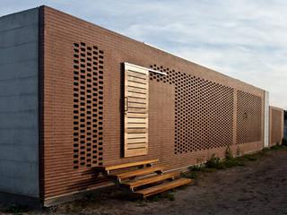 Vivienda en Villafranqueza Casas de estilo moderno de ALONSO SEMPERE ARQUITECTOS SL Moderno