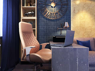 Classic style study/office by Your royal design Classic