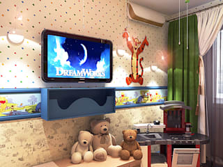 Nursery/kid's room by Your royal design, Classic
