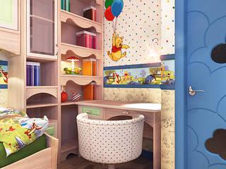 Phòng trẻ em phong cách kinh điển bởi Your royal design Kinh điển